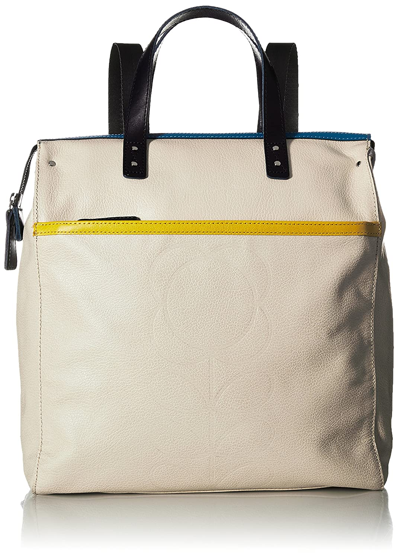 Amazon.com: Orla Kiely Backpack, Cream: Clothing