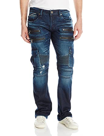 4293fc2a Cult of Individuality Men's Rebel Cargo-Stretch-Classic at Amazon Men's  Clothing store: