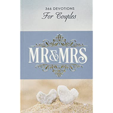 Mr & Mrs 366 Devotions For Couples - Hardcover Edition