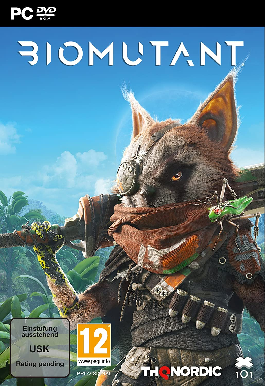 Amazon.com: Biomutant (UK Import) - PC Standard Edition: Video Games