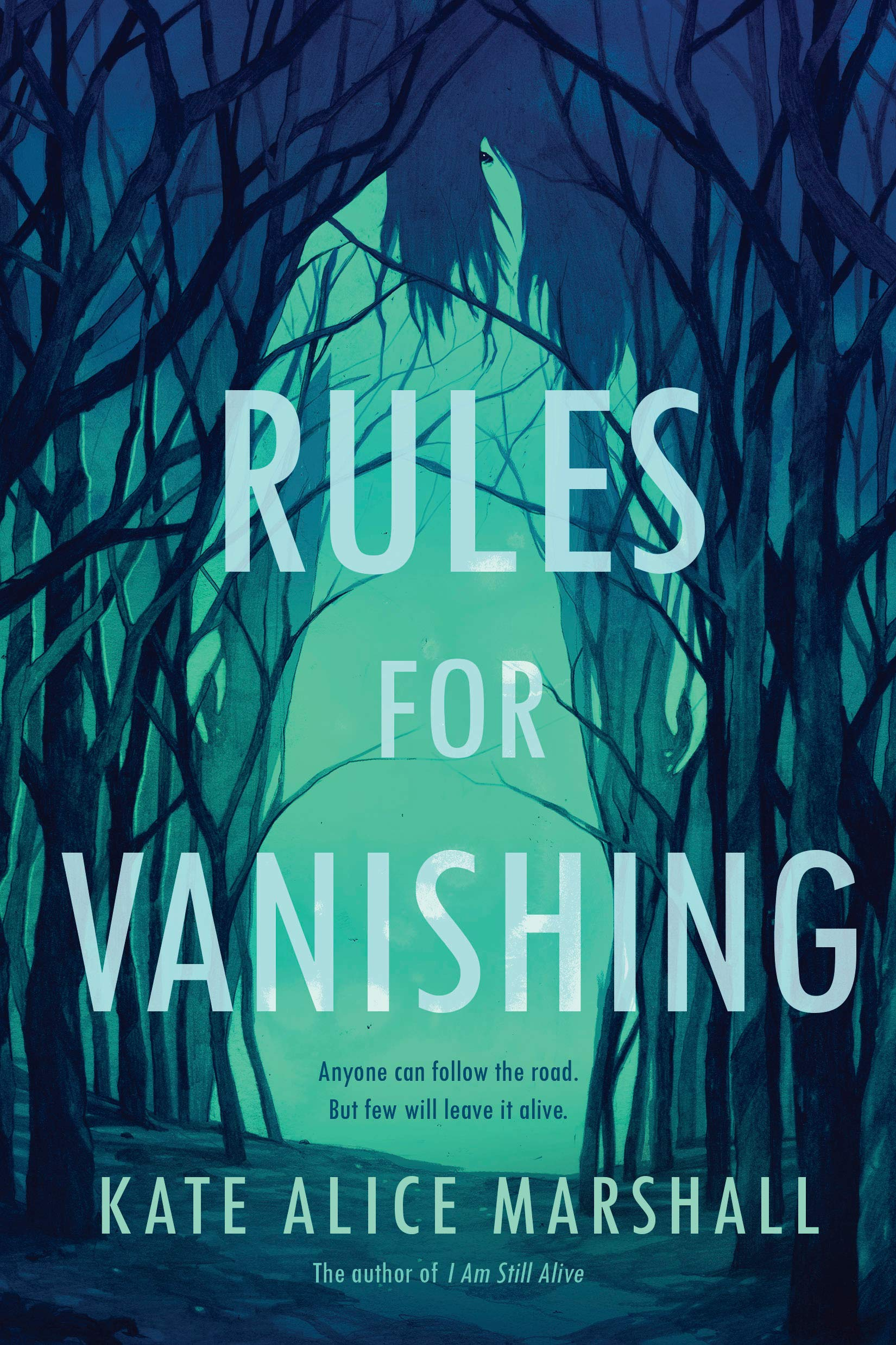 Amazon.com: Rules for Vanishing: 9781984837011: Marshall, Kate Alice: Books