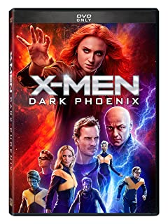 Book Cover: Dark Phoenix