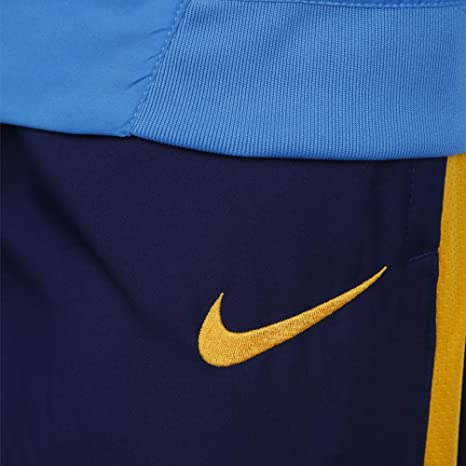 2015-2016 Barcelona Nike Woven Tracksuit (Blue): Amazon.es ...