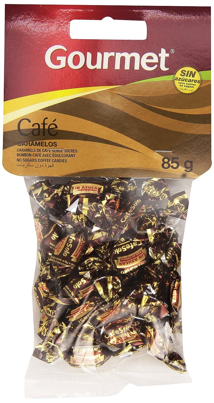 Gourmet - Café - Caramelos - 85 g: Amazon.es: Alimentación y bebidas
