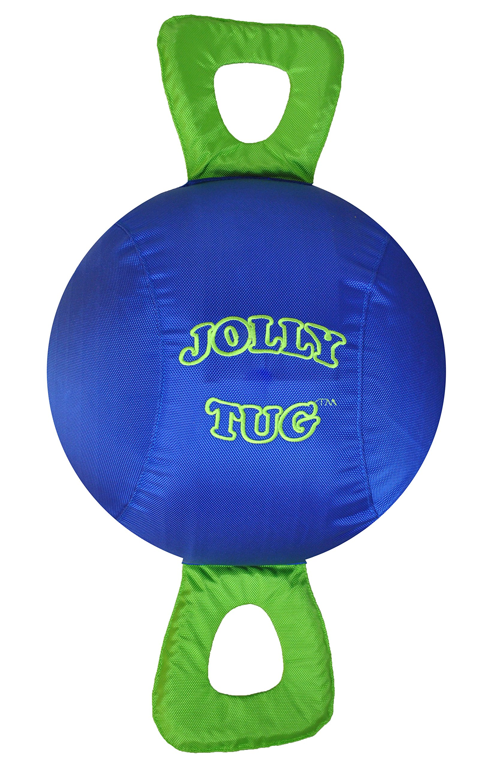 Horsemen's Pride 14-Inch Horse Jolly Tug, Blue