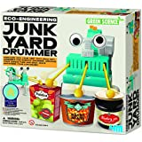 "4M ""Eco-Engineering Junkyard Drummer Construction Kit"