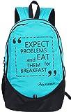 "POLE STAR ""NEW BUDDY"" 31 Lt Black Casual Backpack I School Bag"