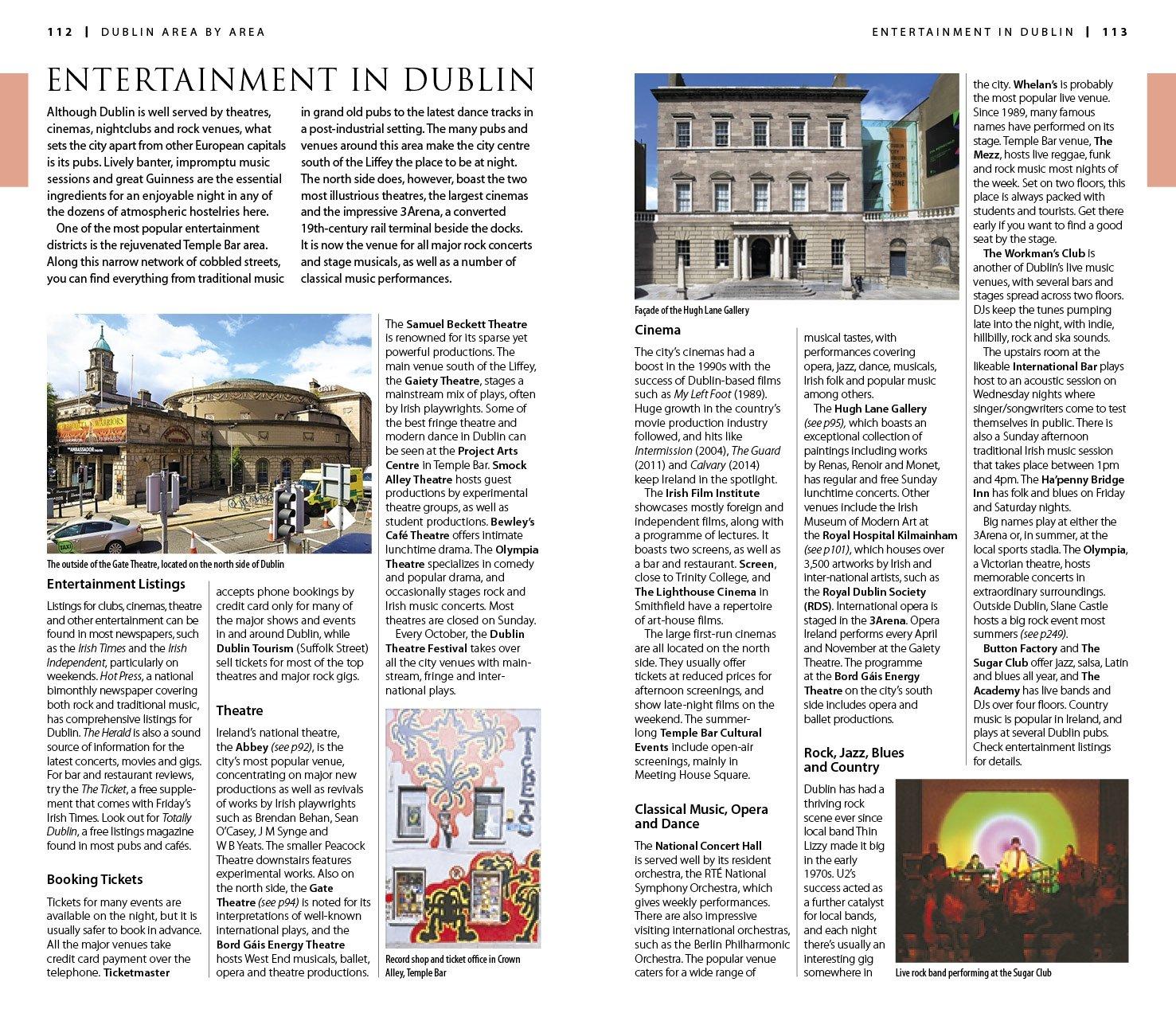 DK Eyewitness Travel Guide Ireland: DK Travel: 9781465441195: Amazon.com:  Books