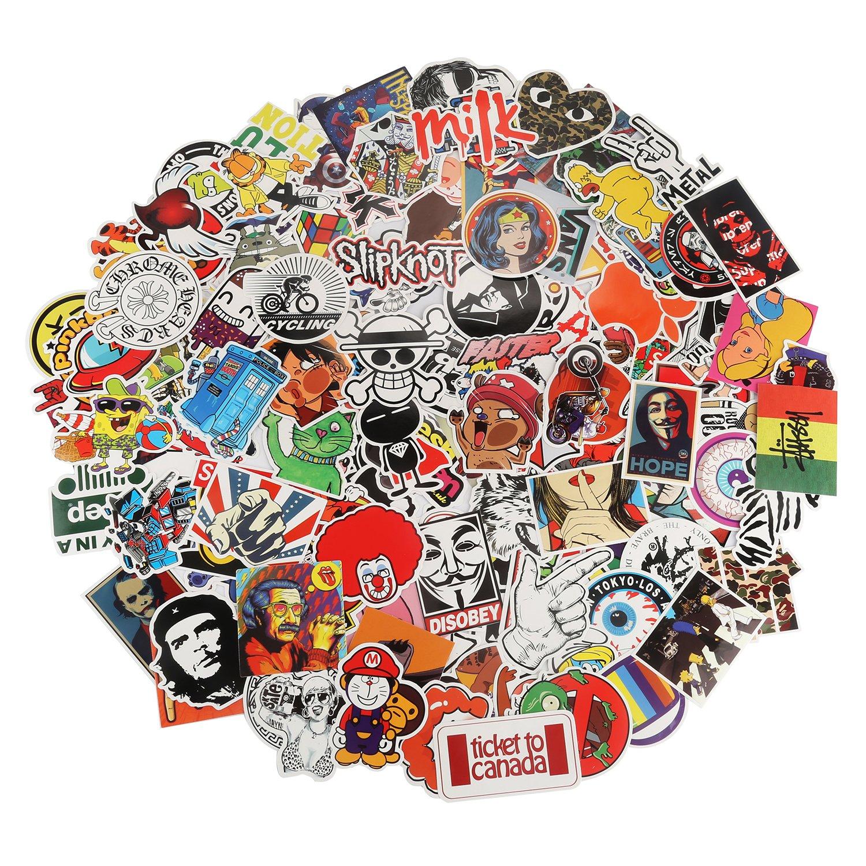 Autocollant Lot 200pcs Xpassion Sticker Factory Graffiti Autocollant Stickers vinyles pour ordinateur portable enfants voitures moto vélo Skateboard bagages Bumper Stickers hippie autocollants Bomb ét product image
