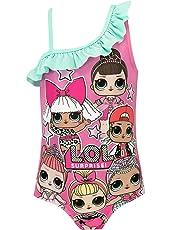 L.O.L Surprise! Girls Dolls Swimsuit Pink