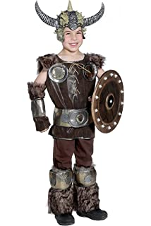 Princess Paradise Viking Costume Set Multicolor Small Medium