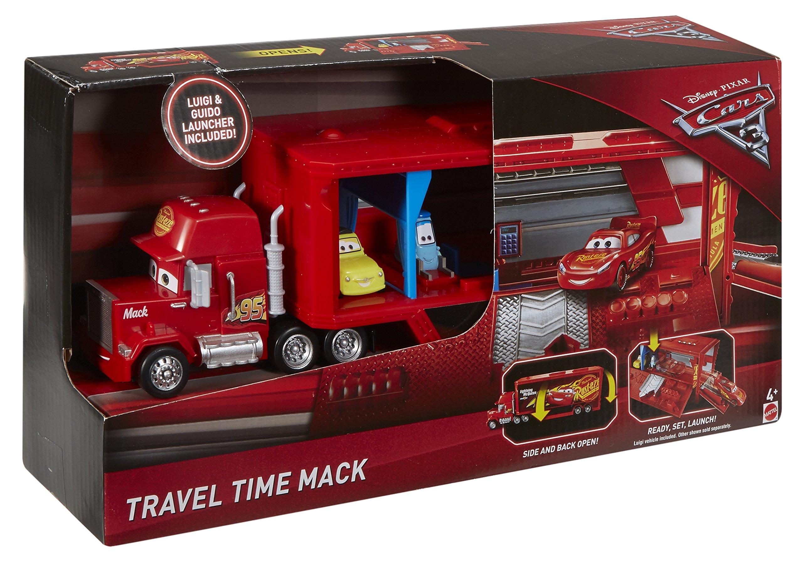 Disney Pixar Cars 3 Travel Time Mack Playset by Disney (Image #9)
