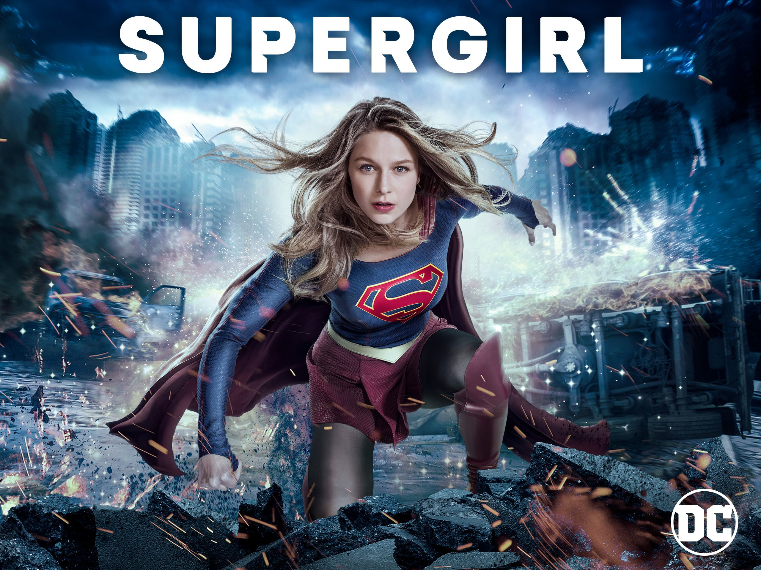 Amazon com: Watch Supergirl: Season 4 | Prime Video