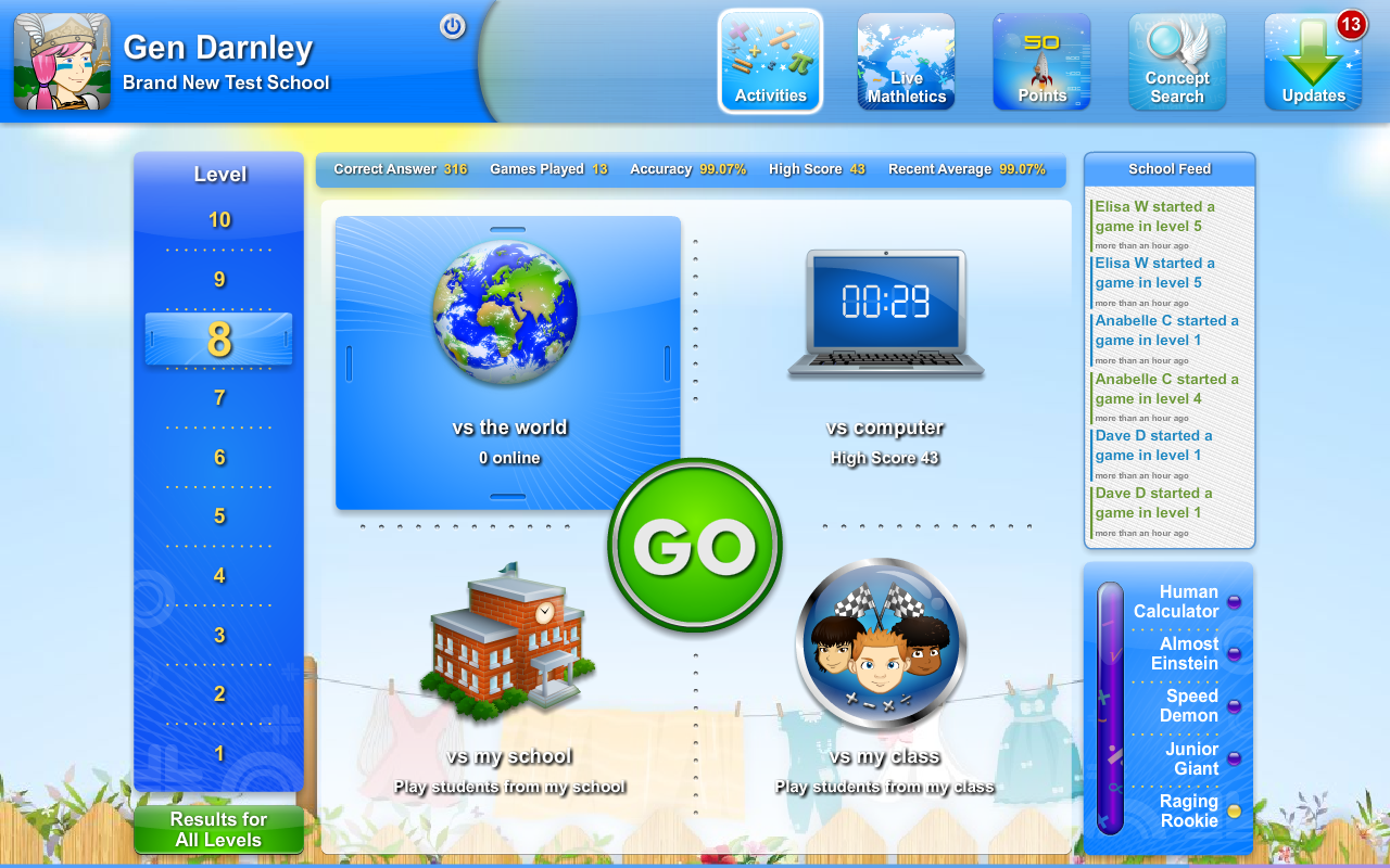 Mathletics Student: Amazon.ca: Appstore for Android