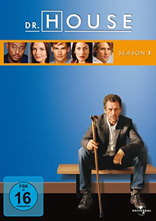 Dr. House - Season 1 [Alemania] [DVD]: Amazon.es: Hugh Laurie ...