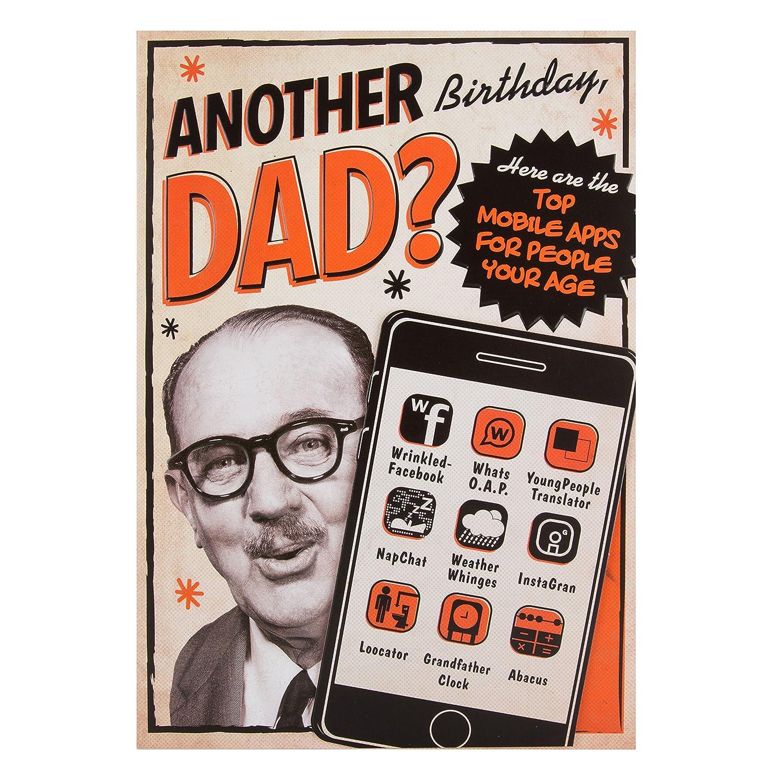 Hallmark Dad Birthday Card Mobile Apps