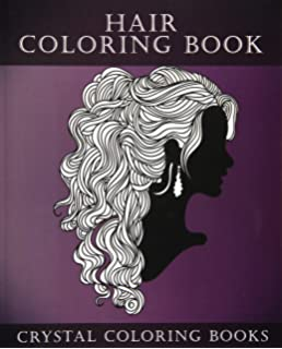 75 Coloring Book Hairstyle HD