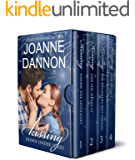 The Kissing Down Under series – 4 Complete Romances: It's in the kiss...