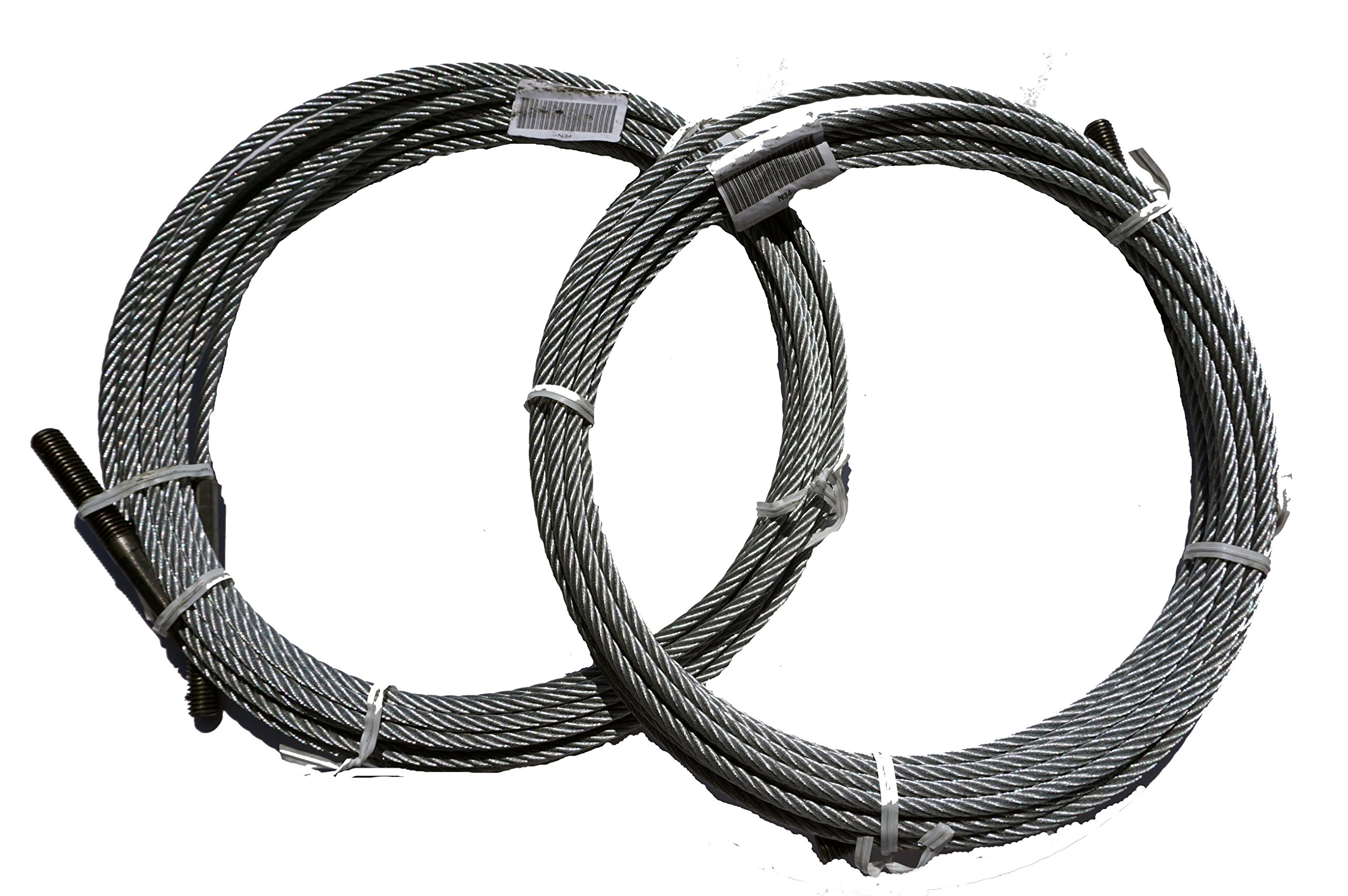 Rotary Lift N34 Equalizer Cable For SPOA9 1' Extended Height Lift -Set of Two (2)
