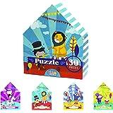 Jeux 2 Mômes - Ea5008 - Puzzle Cirque Géant De 30 Pièces