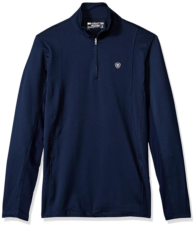 Ariat WMS Sunstopper 1 4 Zip TOP Weiß B008YJL0K8 Jacken Kaufen Sie online