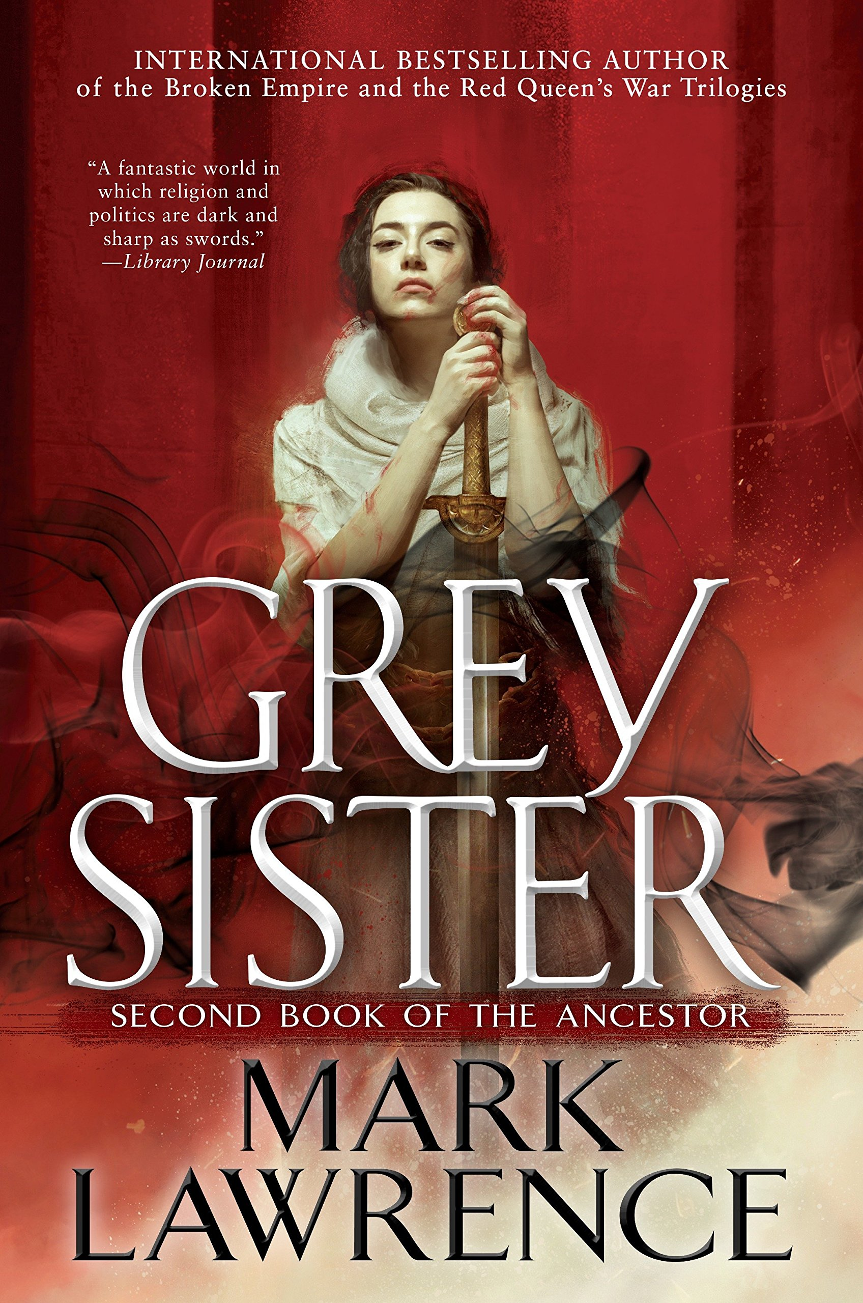 Grey Sister (Book of the Ancestor) PDF
