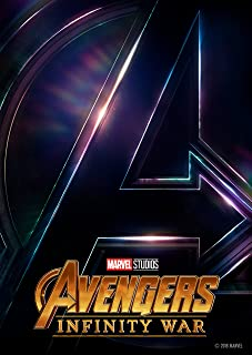 Book Cover: Avengers: Infinity War
