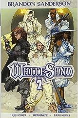Brandon Sanderson's White Sand Volume 2 Hardcover