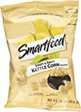 "Smartfood Sweet & Salty Kettle Corn Popcorn (1.5 Oz. - 8 Pack) ""A Healthier Choice"" (8 Pack) No Artificial Flavors Or Preservatives - 100% Whole Grain JUMBO SNACK SIZE!!!!!!"