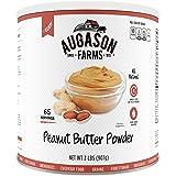 Augason Farms Peanut Butter Powder, 32 oz