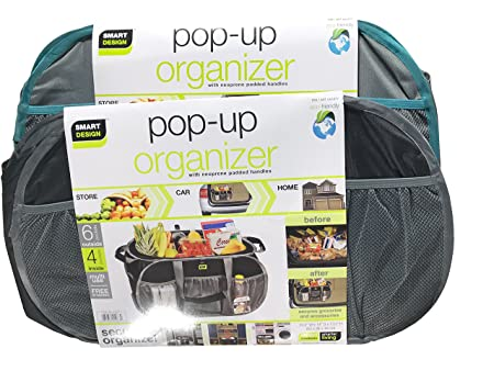 897464390cce Twin Pack! Pop-up Organizer Smart Works Eco-friendly Smarter Living ...