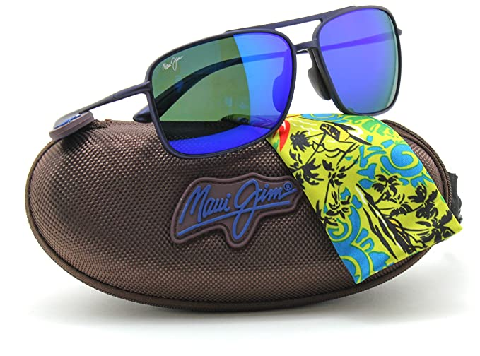 46fda5fc4e Image Unavailable. Image not available for. Colour  Maui Jim B437-03M KAUPO  GAP Polarized Sunglasses ...