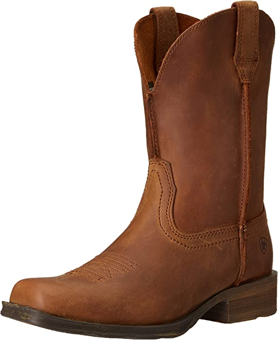 10 Most Comfortable Women's Cowboy Boots for Everyday Walk – (Review 2020) 8