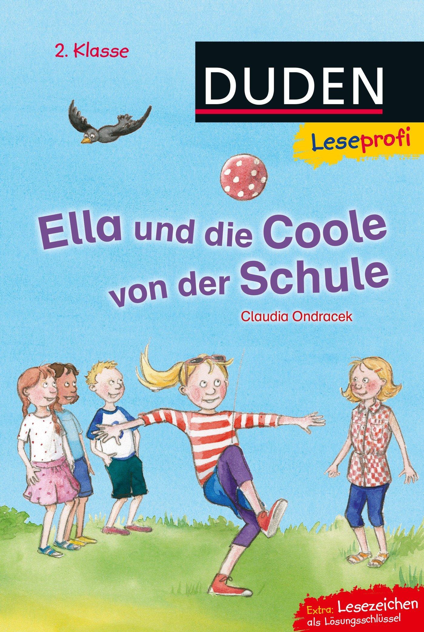 Leseprofi – Ella und die Coole von der Schule, 2. Klasse (DUDEN Leseprofi 2. Klasse)