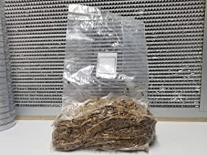 Myco Bloom Mushroom 2 Pound Growing Substrate Mix Bag Pre Sterilized Ready to Inoculate