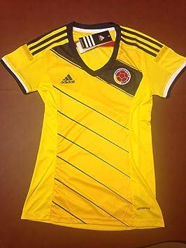 Adidas Camiseta Selección Colombia Mujer 2014 Maglia della Colombia