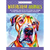 Colorways: Watercolor Animals: Tips, techniques, and step-by-step lessons for learning to paint whimsical artwork in vibrant