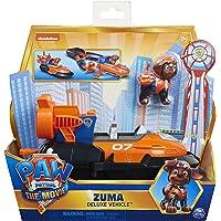 PAW Patrol De Film - Zuma Hoevercraft - Speelgoedvoertuig met actiefiguur