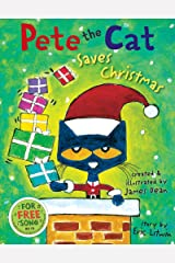 Pete the Cat Saves Christmas Kindle Edition