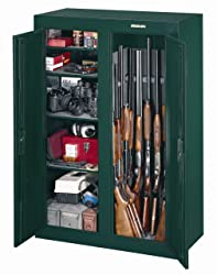 Stack-On GCDG-9216 16-Gun Convertible Steel Security Cabinet Review