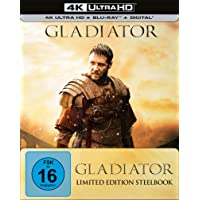 Gladiator Limited Steelbook [Blu-ray]