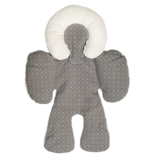 JJ Cole Reversible Body Support Graphite