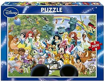 educa 16322 the marvellous world of disney jigsaw puzzle 3000