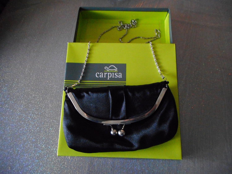 CARPISA - Cartera de mano para mujer Negro Negro Small: Amazon.es: Zapatos y complementos