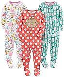 Simple Joys by Carter's Toddler Girls' 3-Pack Snug