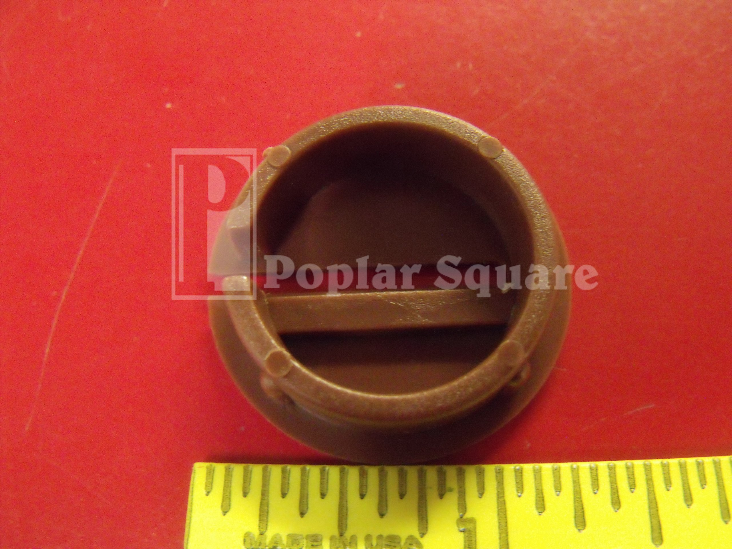 1 Cocoa Brown Wire Gripper Grommet #1051CCBR by Bmi (Image #3)