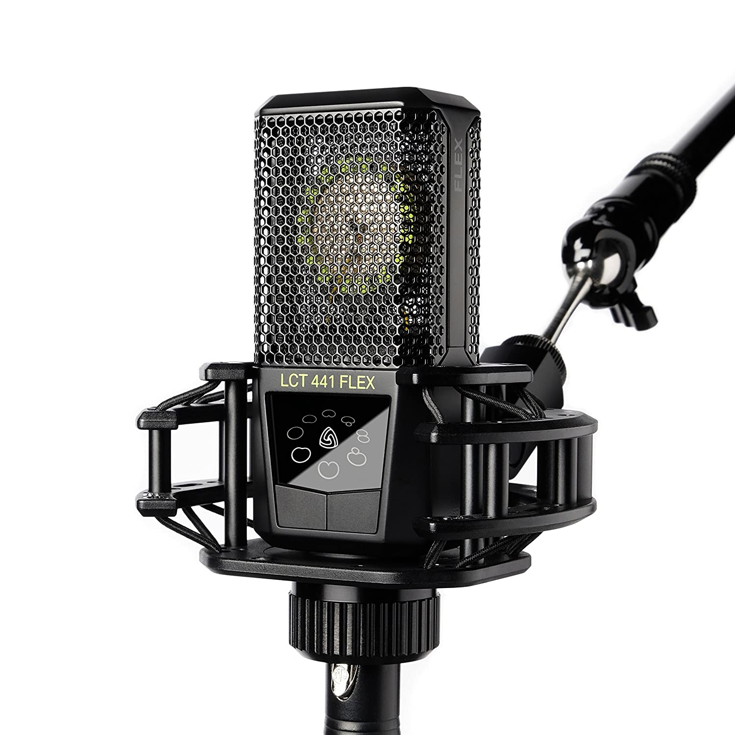 Amazon.com: Lewitt Condenser Microphone (AMS-LCT-441-FLEX): Musical  Instruments