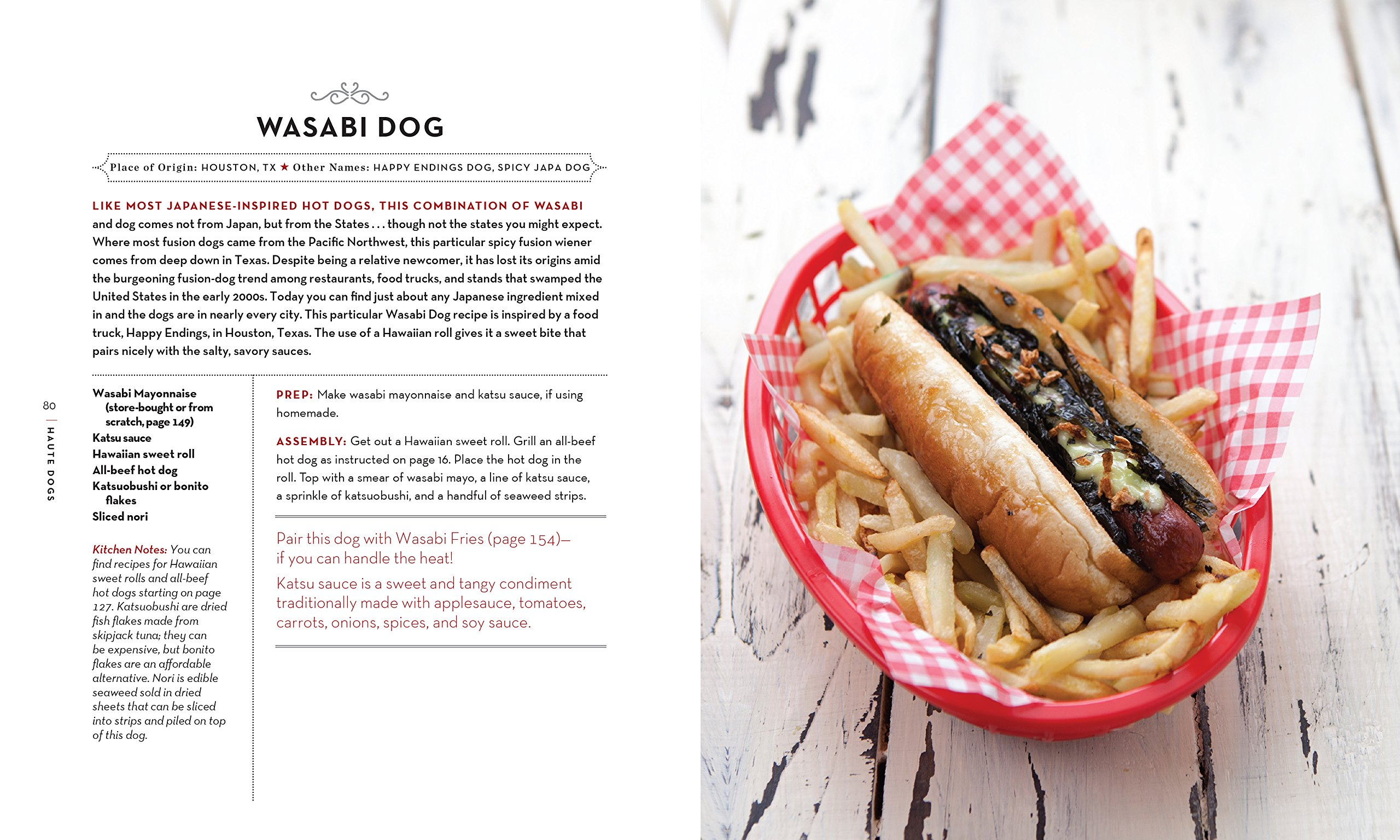 Haute Dogs: Recipes for Delicious Hot Dogs, Buns, and Condiments ...