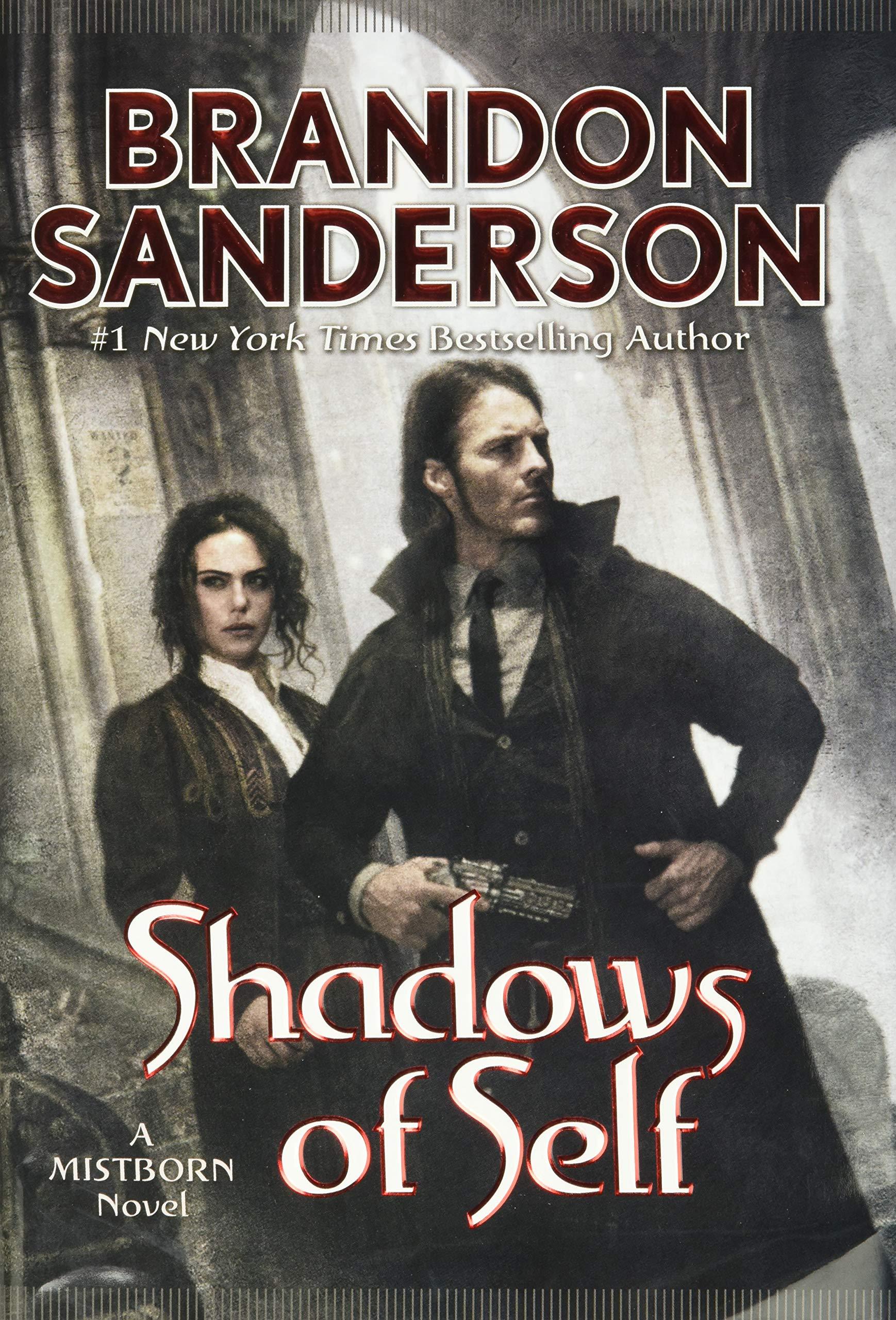 Mistborn #5 Shadows of Self - Brandon Sanderson