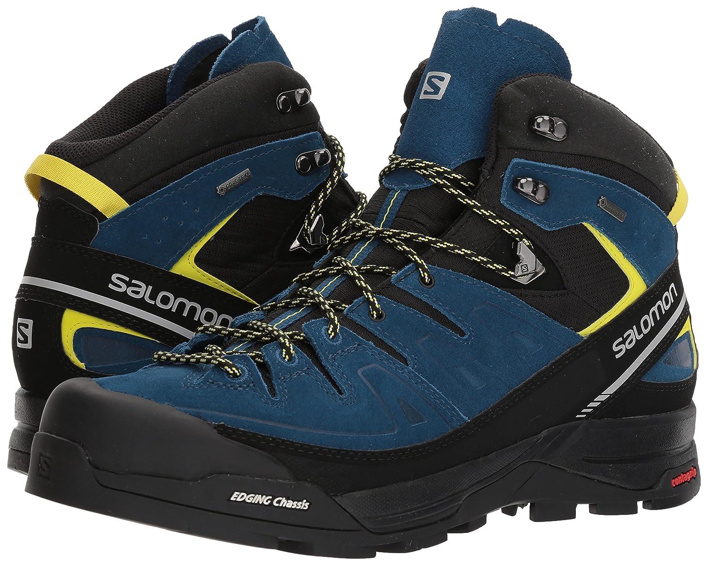 DonnaUomo X ALP MID LTR GTX Blu | Outdoor E Trekking Salomon